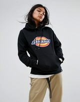 Dickies Oversized Hoodie With Logo Print