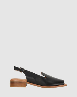 Easy Steps - Women's Black Heeled Sandals - Delaney - Size One Size, 37 at The Iconic