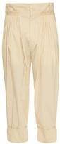 J.w.anderson Pleat-front Wide-leg Trousers