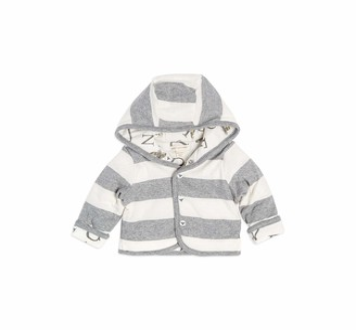 Burt's Bees Baby baby girls Sweatshirts Lightweight Zip-up Jackets & Coats Organic Cotton Hooded Sweatshirt