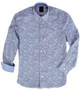 Tailorbyrd Boy's Madeira Dot Dress Shirt