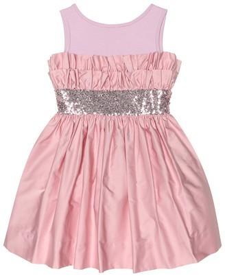 MonnaLisa Sequined dress