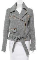 Thomas Wylde Wool Belted Jacket