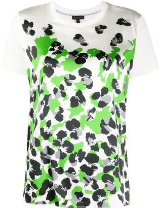 Escada leopard-print T-shirt