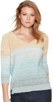 M&Co Petite ombre knit jumper