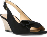 Naturalizer Tinna Wedge Sandals