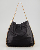 Stella McCartney Falabella Classic Hobo Bag, Black