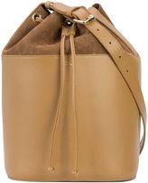 A.P.C. large bucket bag