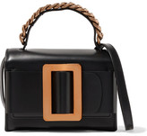 Boyy Fred Buckle-embellished Leather Shoulder Bag - Black