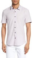 Vince Camuto Men's Check Sport Shirt