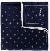 fe-fe printed neck-scarf