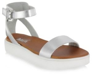 Mia Girls Little Ellen Sneaker Bottom Sandals