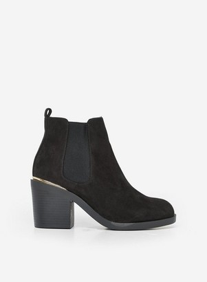 Dorothy Perkins Womens Black 'Ansty' Chelsea Boots, Black