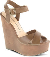 Chinese Laundry Shoes, Join Me Platform Wedge Sandals