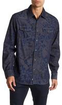 James Campbell Alamosa Long Sleeve Woven Shirt