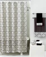 Avanti Bath Accessories, Galaxy Shower Curtain Bedding