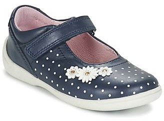 Start Rite DAISY girls's Shoes (Pumps / Ballerinas) in Blue