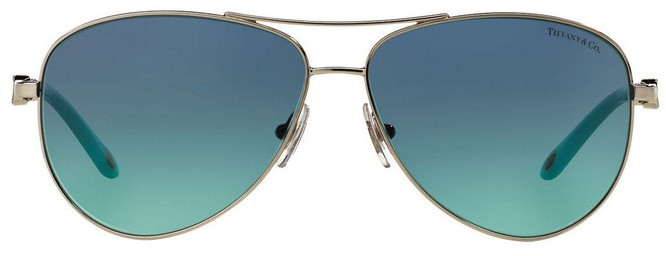 Tiffany & Co. TF3049B 383438 Sunglasses Silver