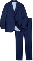 Isaac Mizrahi Three-Piece Suit (Toddler, Little Boys, & Big Boys)