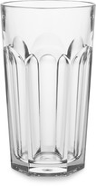 DuraClear® Faceted Tall Tumblers, Set of 6