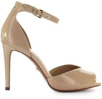 Michael Kors Blush Pink Cambria Heeled Sandal