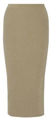 Wes Gordon 3/4 length skirt