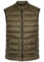 Belstaff Harbury Quilted Shell Gilet