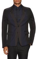 Diesel Black Gold Jevian Striped Sportcoat