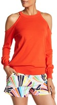 Trina Turk Seleste Cold Shoulder Sweater