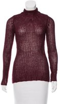 Nina Ricci Long Sleeve Turtleneck Sweater