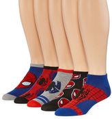 Marvel Spiderman 5-pk. Low Cut Socks