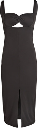 Significant Other Paloma Cut-Out Midi Dress
