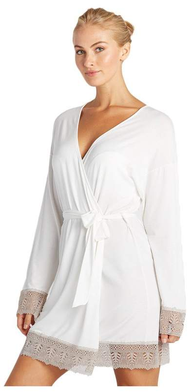 Bacall Two Tone Sleepwear Robe