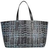 Gerard Darel Mini Simple 2 Tote Bag, Black/Blue