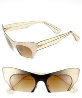 Miu Miu 49mm Cat Eye Sunglasses