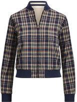 Polo Ralph Lauren Reversible Baseball Jacket