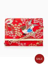 Very Oriental Embellished Day To Bar Bag