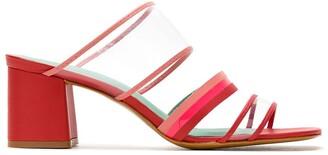 Blue Bird Shoes straps Plastic sandals