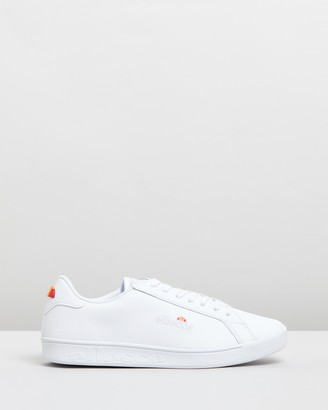 Ellesse Campo Embroidered Sneakers - Women's