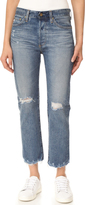 AG Jeans The Sloan Crop Straight Jeans