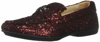 Stacy Adams Men's Cyrano Moc-Toe Slip-on Driving-Style Loafer