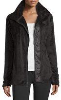 The North Face Osito 2 Fleece Parka Jacket, Black