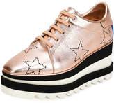 Stella McCartney Sneakelyse Stars Platform Sneaker