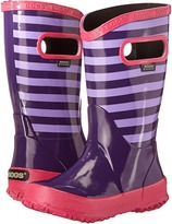 Bogs Rain Boot Stripes (Toddler/Little Kid/Big Kid)