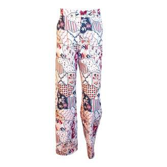 Relax Baby Be Cool Sekar Jagad Womens Long Trousers
