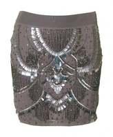 Religion Spectrum Embellished Skirt