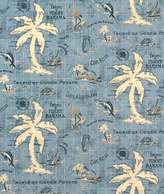 Tommy Bahama Outdoor Island Song Ocean Fabric - by the Yard