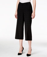 Style&Co. Style & Co. Plaid Culottes, Only at Macy's