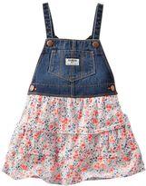 Osh Kosh Baby Girl Tiered Jumperall Dress