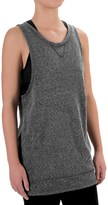 Steve Madden Lace-Up Tunic Shirt - Sleeveless (For Women)